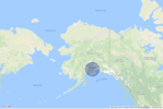 Map for Nocturnal Home Hemo in Alaska