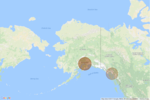 Map for CAPD in Alaska