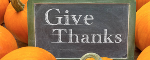 """""""Thanks for the Giving"""""""