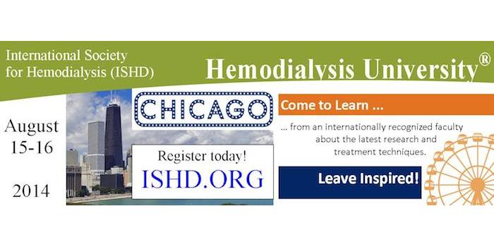 Back to School: Hemodialysis University