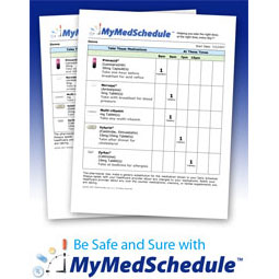 MyMedSchedule™