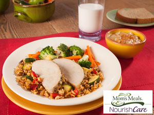 Mom's Meals NourishCare – Home Delivered Renal-Friendly Meals