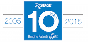 Tina spends her day her way, thanks to home nocturnal hemodialysis with the NxStage® System One™