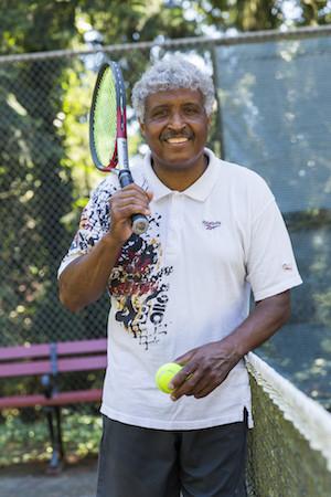 Keep doing what you love: tennis, anyone?